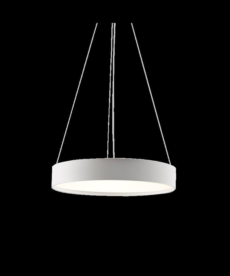Surface Pendel Hvid - LIGHT-POINT