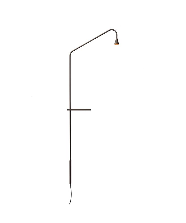 Austere T Bordslampa Gunmetal - Trizo21