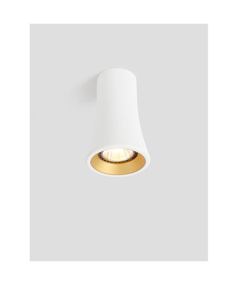 Naga Plafon Vit/Gold - Trizo21