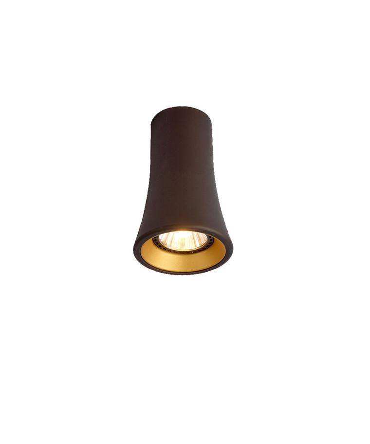 Naga Plafon Svart/Gold - Trizo21