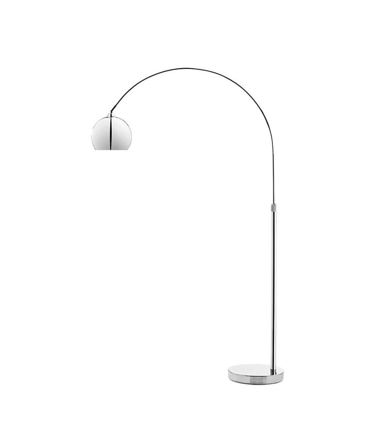 Lounge Mini Gulvlampe Krom - Frandsen