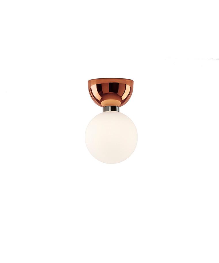 Aballs A II Pe Vägglampa/Plafond Koppar - Parachilna