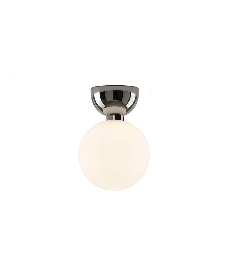 Aballs A II Me Vägglampa/Plafond Platin - Parachilna