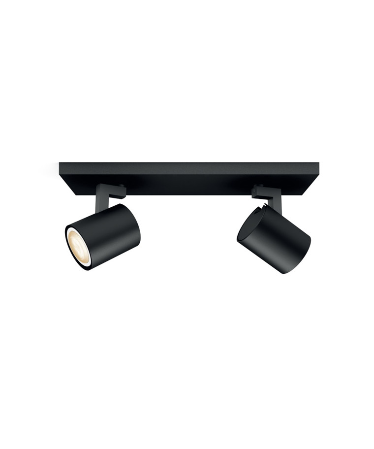 Runner Hue Bar/Tube 2x5,5 Sort - Philips Hue