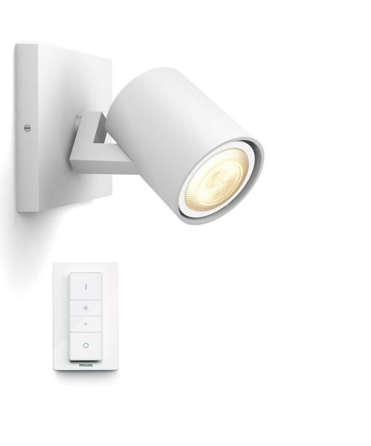 Runner Hue Spot m/Switch Hvid - Philips Hue