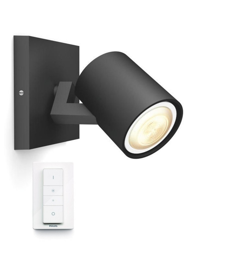Runner Hue Spot m/Switch Sort - Philips Hue