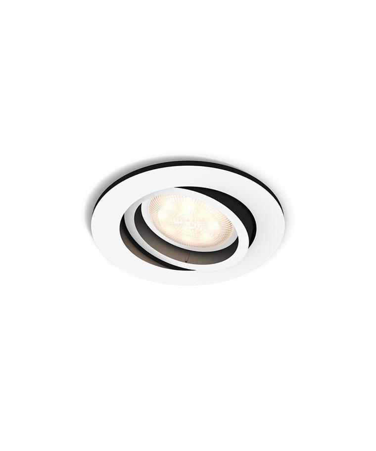 Milliskin Loftlampe Hvid - Philips Hue