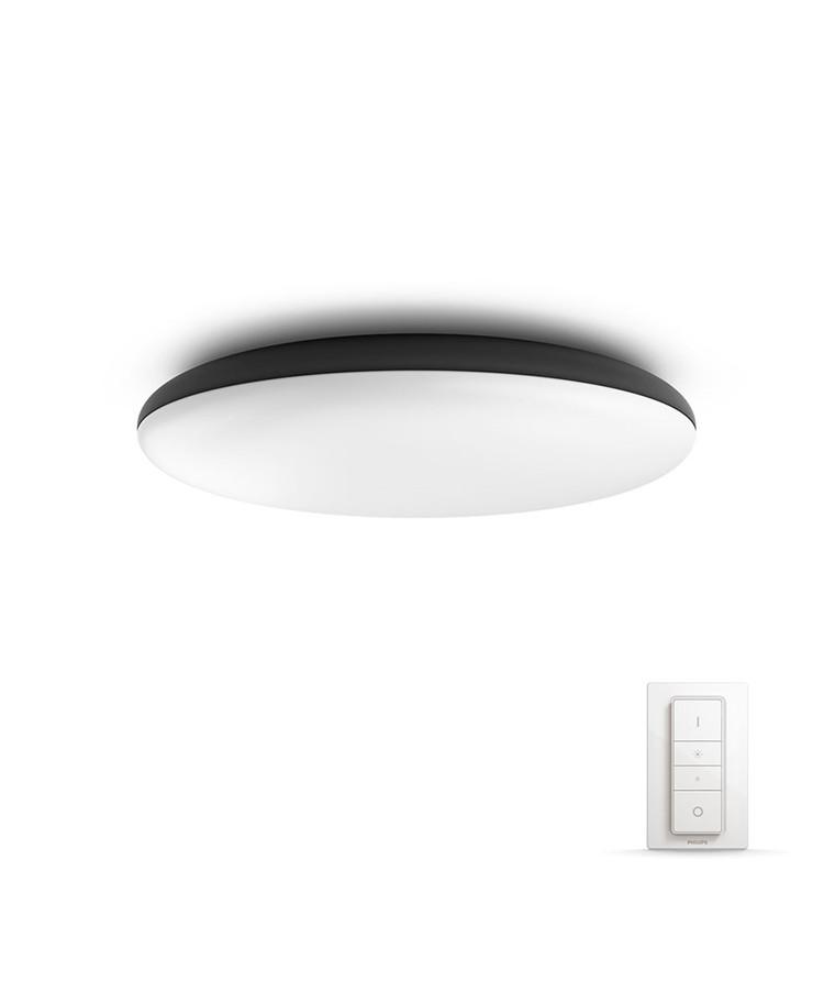 Cher Hue Loftlampe Sort - Philips Hue