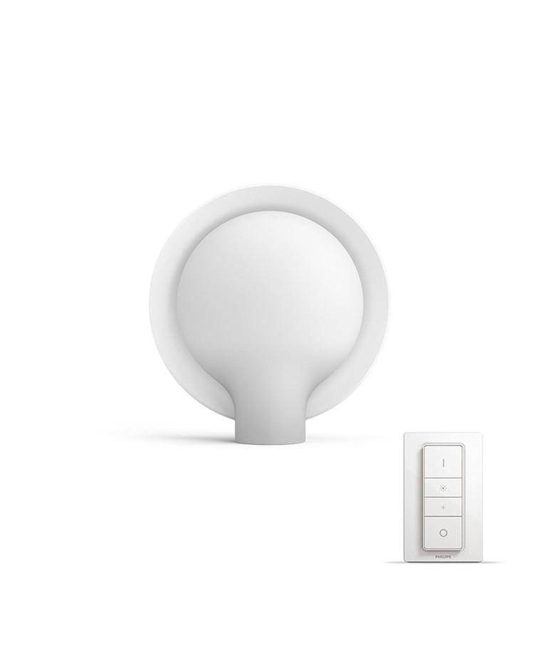 Felicity Bordlampe Hvid - Philips Hue