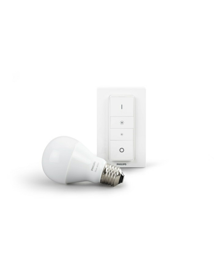 Philips Hue White DIM Kit 9,5W E27