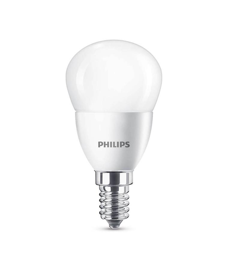 Leuchtmittel LED 4W Plastic Tropfen (250lm) E14 - Philips