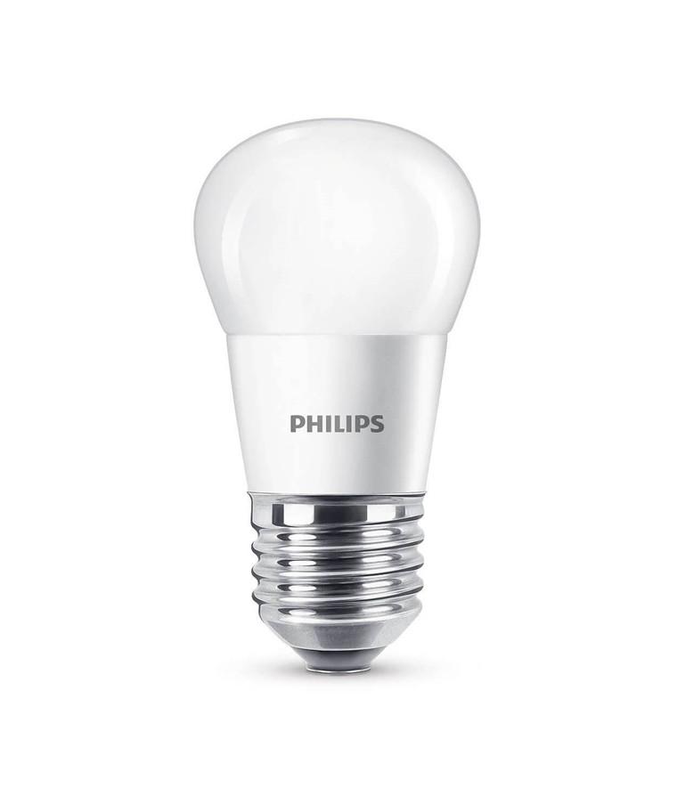 Leuchtmittel LED 4W Plastic Tropfen (250lm) E27 - Philips