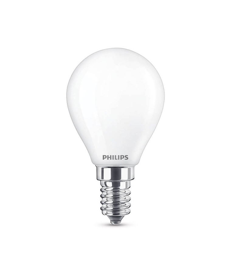 Leuchtmittel LED 2,2W Glas Tropfen (250lm) E14 - Philips
