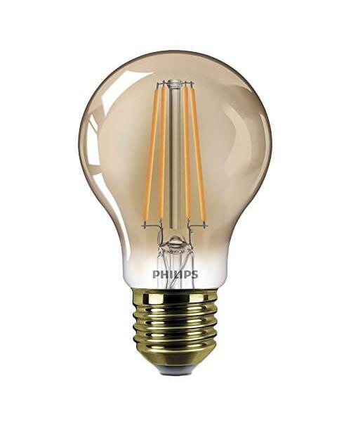 Leuchtmittel LED 7,5W Classic 2000K (610lm) Dimmbar E27 - Philips