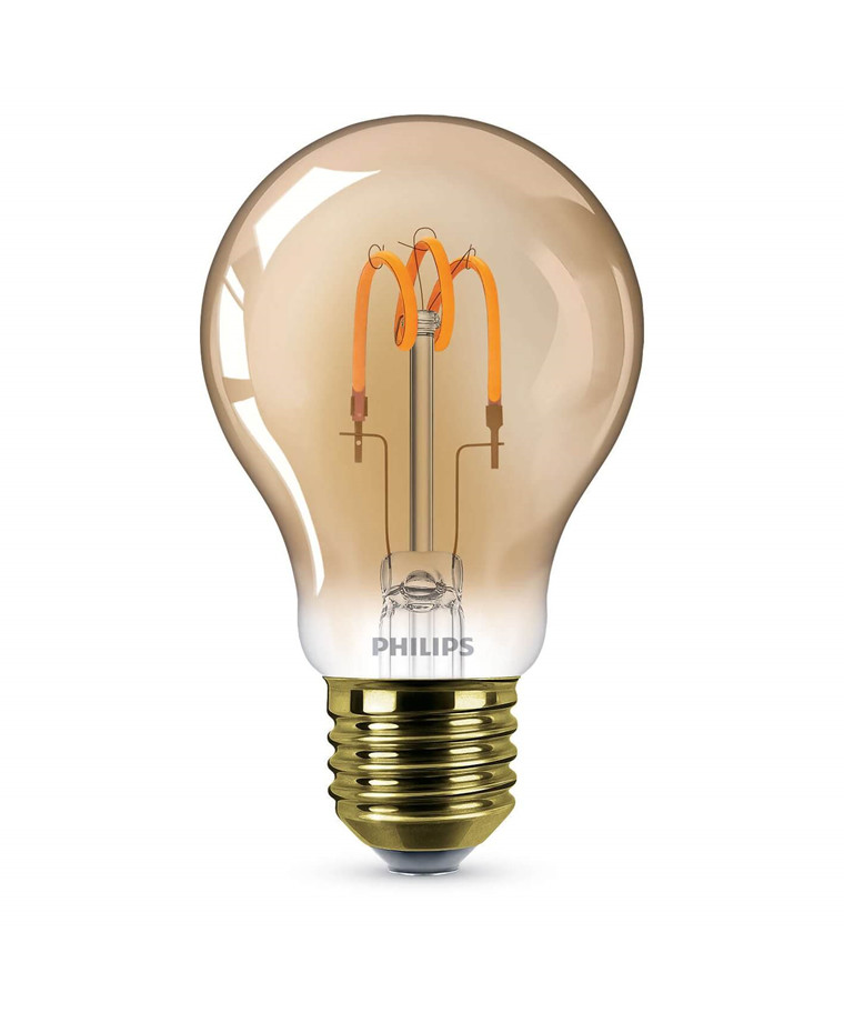 Leuchtmittel LED 2,3W Classic (125lm) E27 - Philips