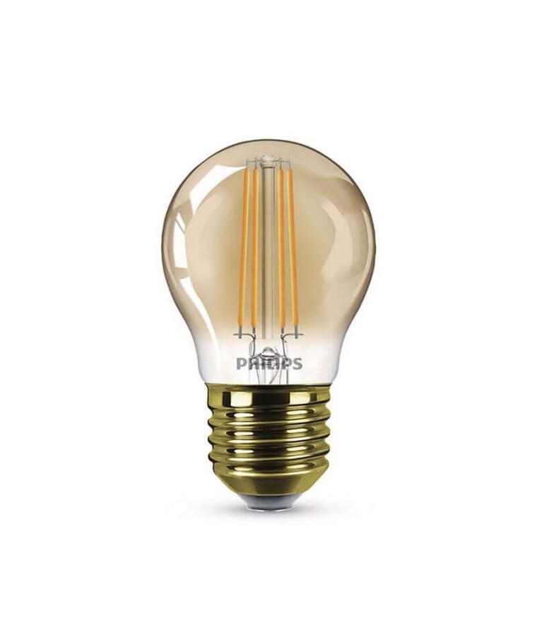 Leuchtmittel LED 3W Classic Tropfen (410lm) Dimmbar E27 - Philips