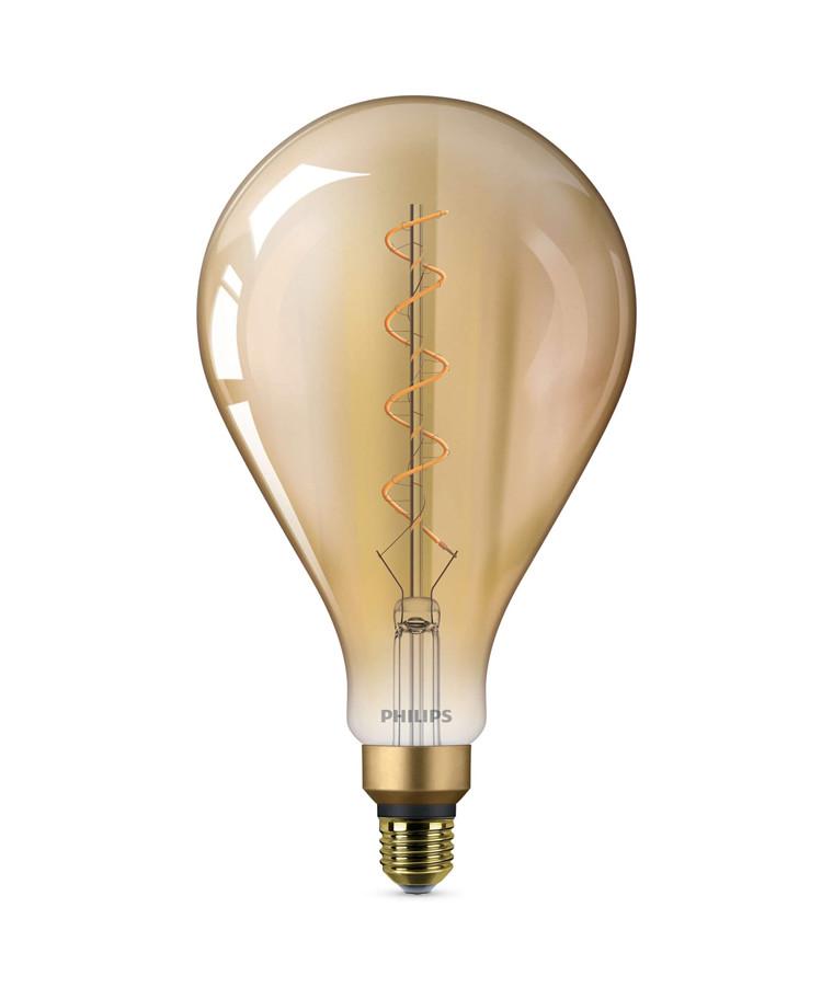 Leuchtmittel LED 5W Classic Globe (300lm) Ø160 E27 - Philips