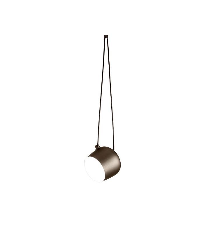 Aim SmallTaklampa u/Lamppropp Brun - Flos