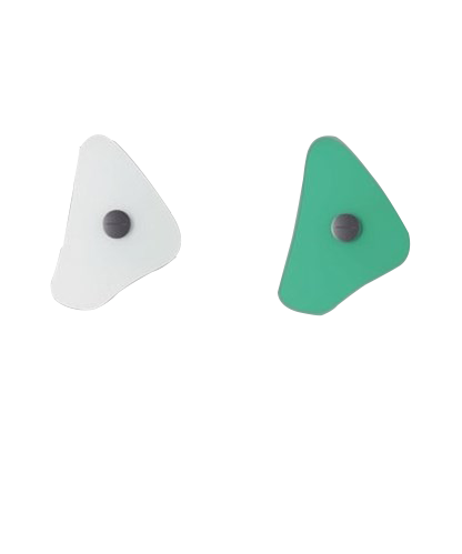 Bit 4/Orbital 4 Glasskærm - Foscarini