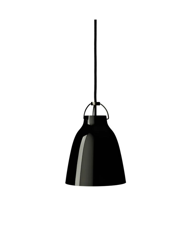 Caravaggio P0 Pendelleuchte BlackBlack - Lightyears