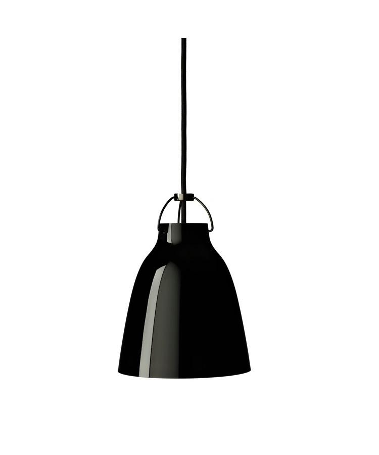 Image of   Caravaggio P1 Pendel Black Black 3m - Fritz Hansen