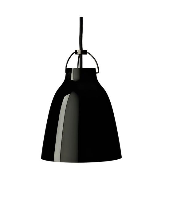 Caravaggio P3 Pendel BlackBlack 6m - Fritz Hansen thumbnail