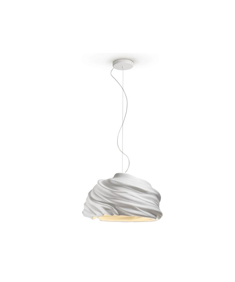 Cyclone LED Pendel Hvit - Fabbian