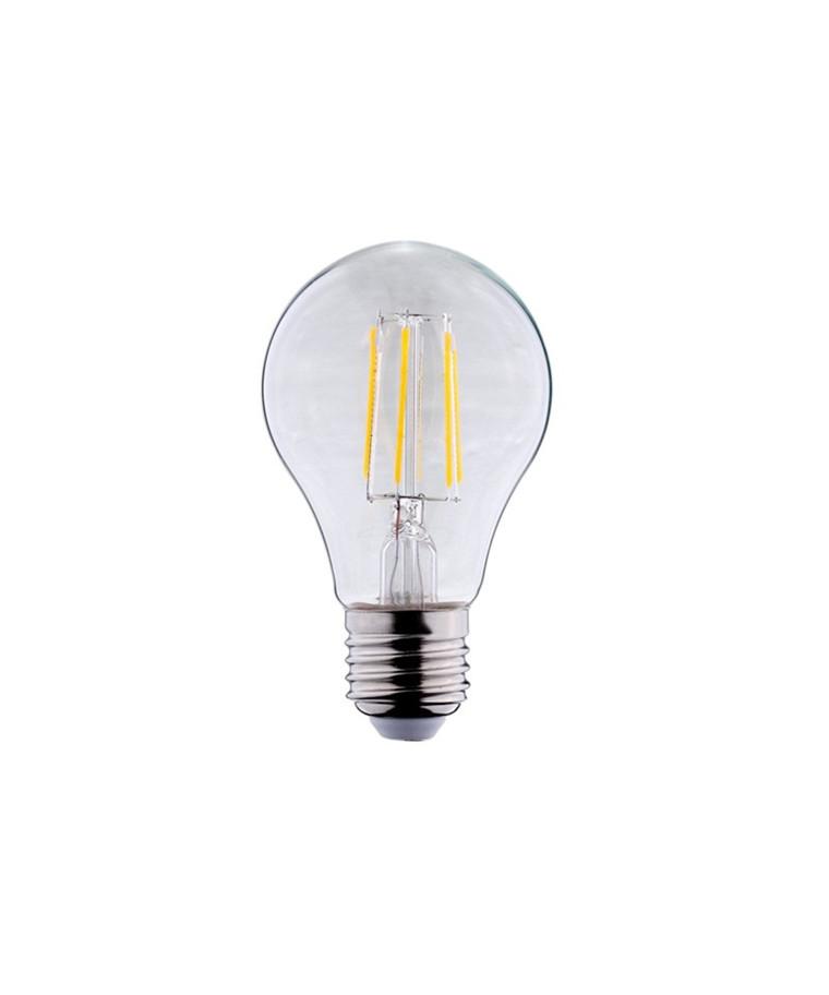 Pærer LED 4W (470 lm) X-G60 D E27 - Raxon