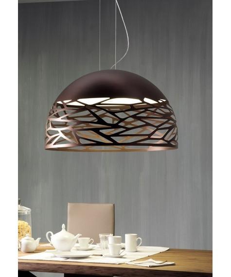 Kelly SO1 Pendel Ø50 Bronse Studio Italia Design