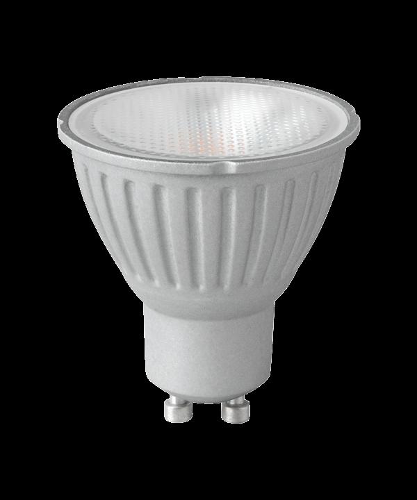 Producent MegamanKoncept LED pære, som kan dæmpes.  Den har 500lm, hvilket svarer til ca. 40-60W. Den har et varmt lys med 2800 kelvin og en RA værdi på 82, hvilket betyder at den gengiver farverne i rummet optimalt.  Hvis du har det lidt svært med det, med pærer, kommer der her en lille kort forklaring om de vigtigste ting, du skal være opmærksom på.  I dag bliver lysstyrken målt på lumen i stedet for watt. Du kan nogenlunde gå ud fra nedenstående.  15W = 140 lumen  25W = 250 lumen  40W = 470 lumen  60W = 800 lumen  75W = 1050 lumen  100W = 1520 lumen Derudover kan man også se på en pære, at der er oplyst en RA eller CRI værdi. Det er lysets evne til at gengive farver og det vurderes på en skala fra 0-100 RA.  100 RA giver den bedste farvegengivelse og det er det, man får fra dagslys.  Til et almindeligt hjem, skal man vælge pærer med en RA værdi på mere end 80.  Der vil også være oplyst en kelvingrad. Dette er lysets farve. En pære med en kelvingrad på 2.700 - 3.000 har et varmt lys.
