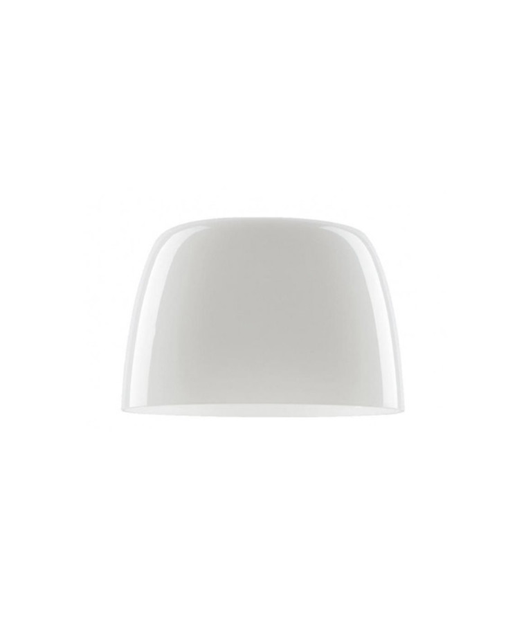 Lumiere Piccola Glasskærm Hvid - Foscarini