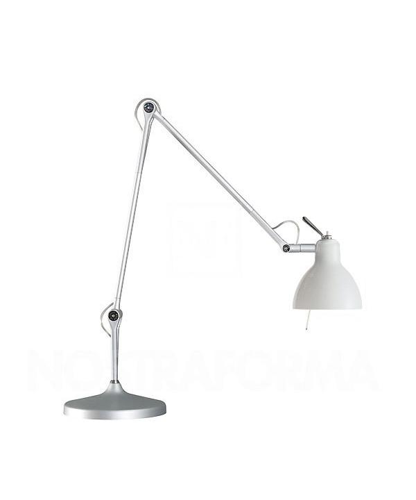 Luxy T2 Bordlampe Alu - Rotaliana