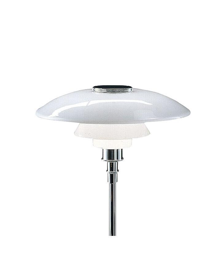 PH 4½-3½ Glas Tischlampe Lampenschirm – Louis Poulsen