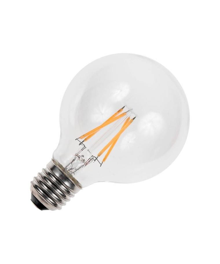 Pære LED 4W (320lm) Ø80 Dimmbar E27 - GN