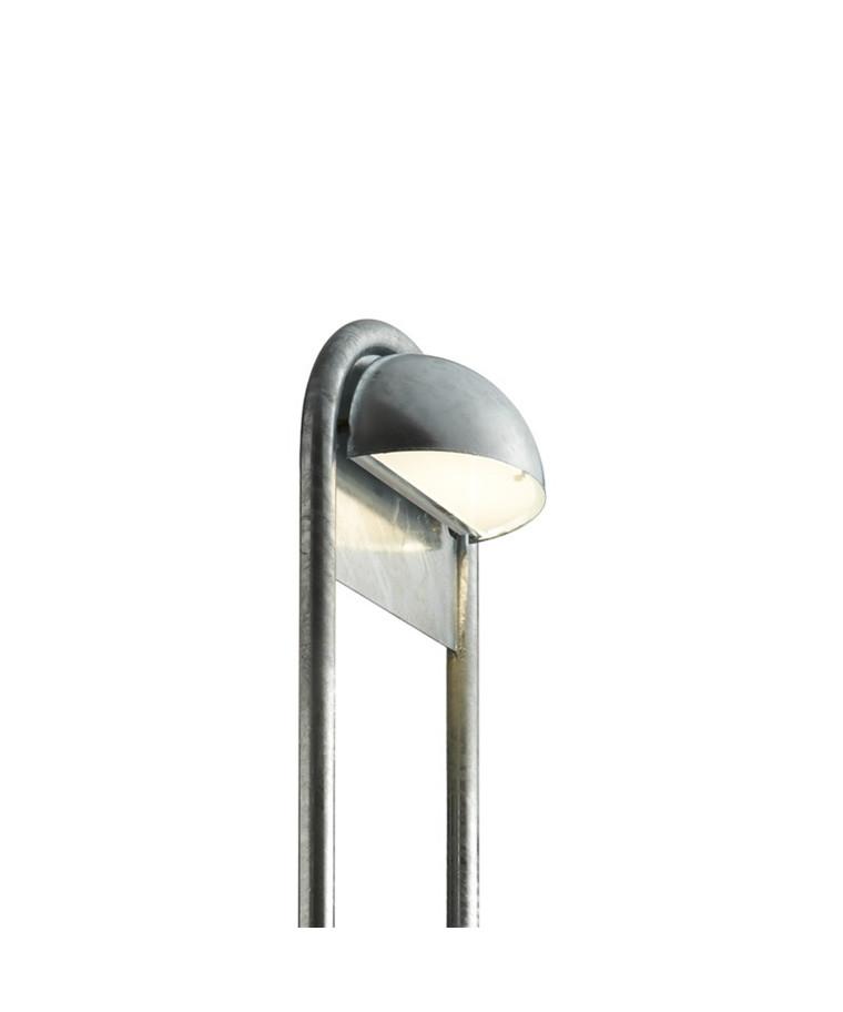 Rørhat Stander 1000mm Galvaniseret - LIGHT-POINT