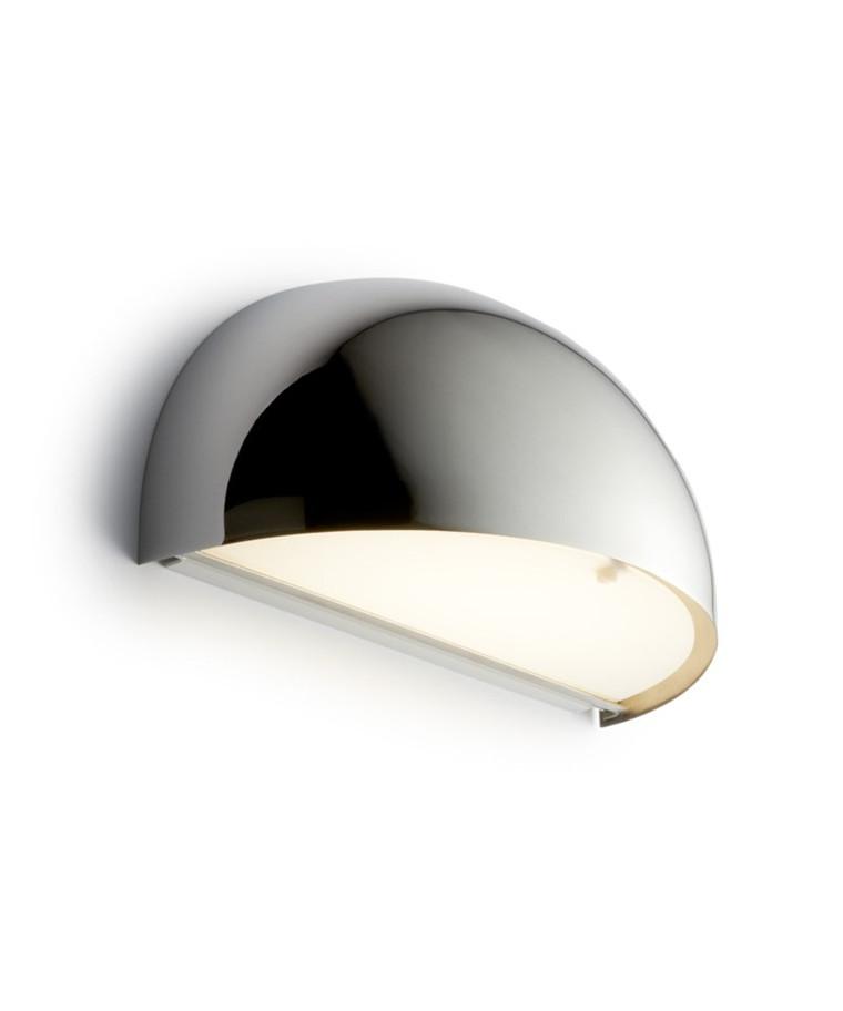 Rørhat Væglampe 10,5W LED Krom - LIGHT-POINT