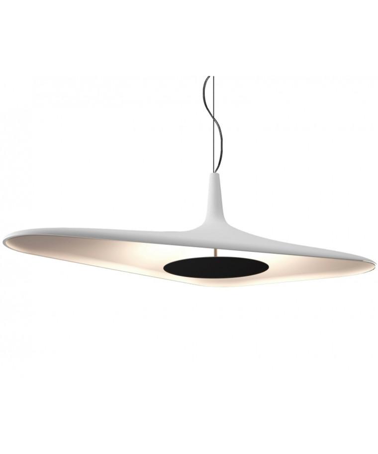 Soleil Noir Loftlampe 18,5 Hvid - Luceplan