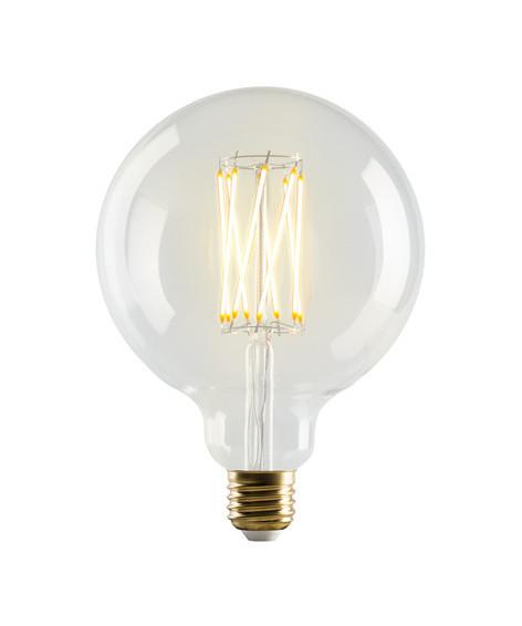 Pære LED 2,5W (150lm) Vintage Globe Ø125 Dæmpbar E27 - e3light