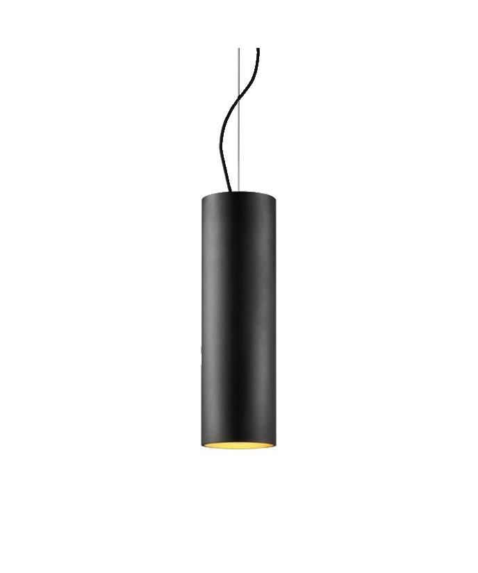Zero S+ Pendel Sort/Guld - LIGHT-POINT