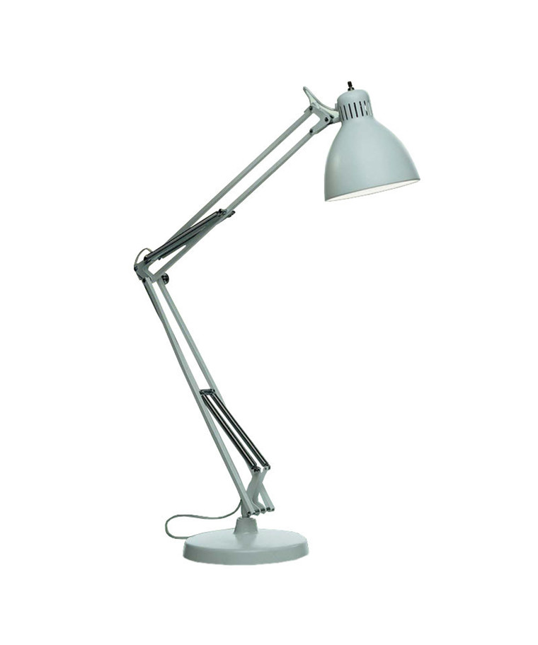 Archi Grande Gulvlampe Blank Hvid - LIGHT-POINT