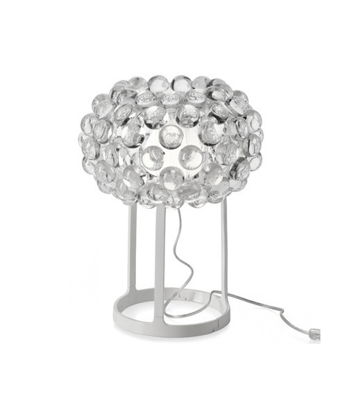 Caboche Bordlampe Transparent - Foscarini
