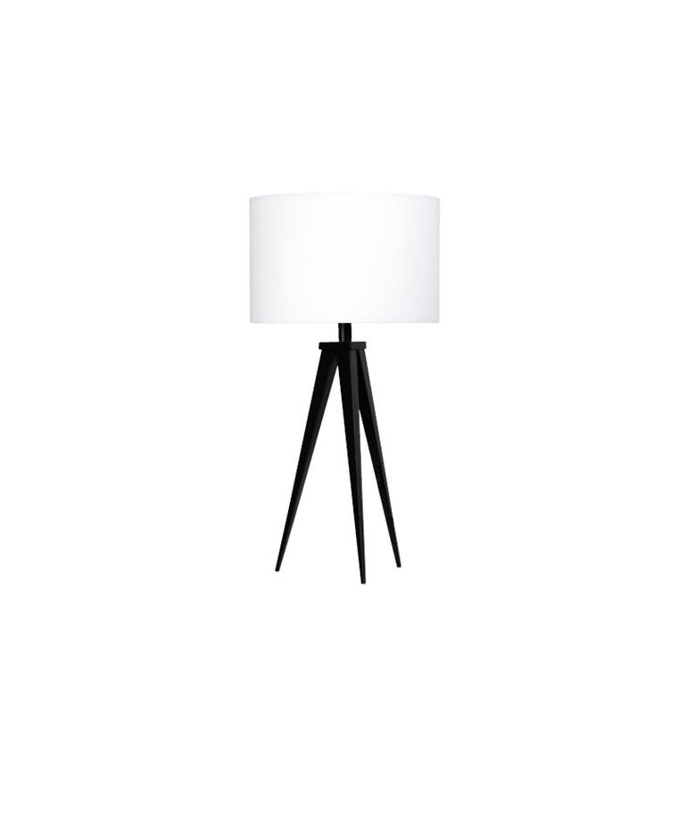 Paso Basic 35 T1 Bordlampe Sort/Sne Hvid - Darø