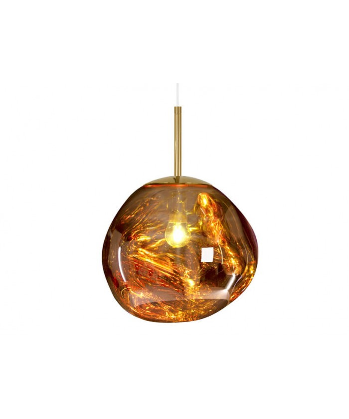 Melt Mini Pendel Guld - Tom Dixon