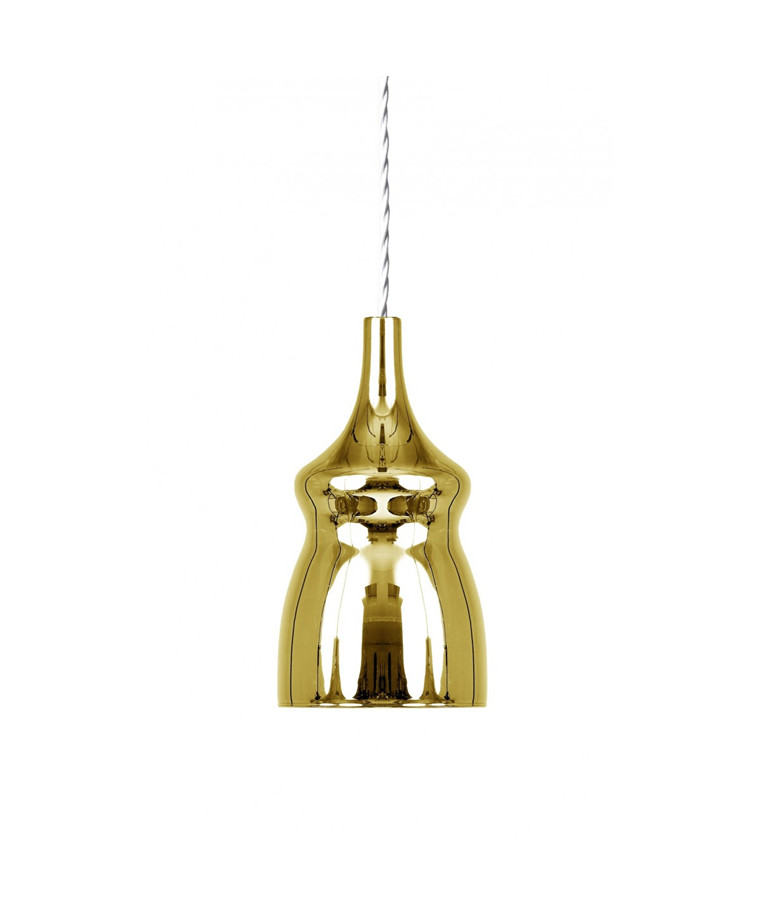 Nostalgia Suspension SO1 Gold - Studio Italia Design