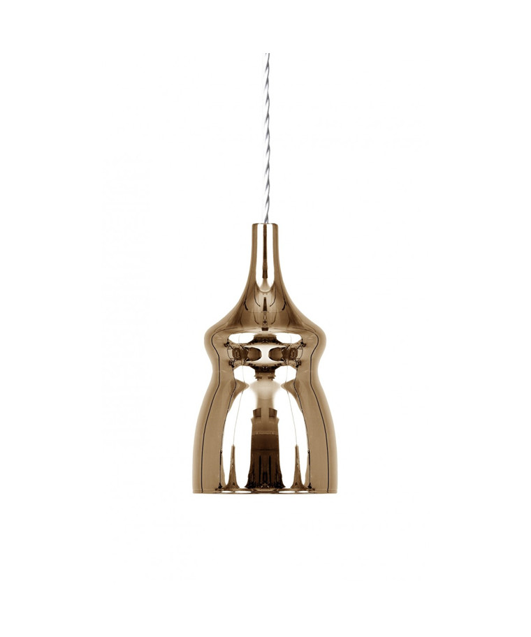 Nostalgia Suspension SO1 Rose Gold - Studio Italia Design
