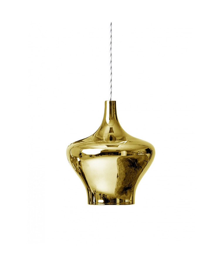 Nostalgia Taklampa SO2 Gold - Studio Italia Design