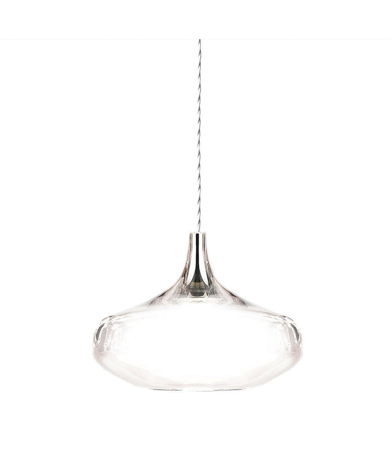 Nostalgia Taklampa SO3 Crystal - Studio Italia Design
