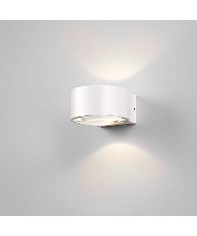 Orbit LED Væglampe Hvid - LIGHT-POINT