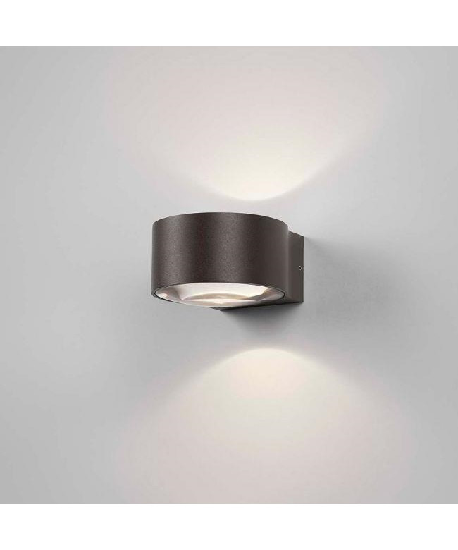 Orbit LED Væglampe Sort - LIGHT-POINT