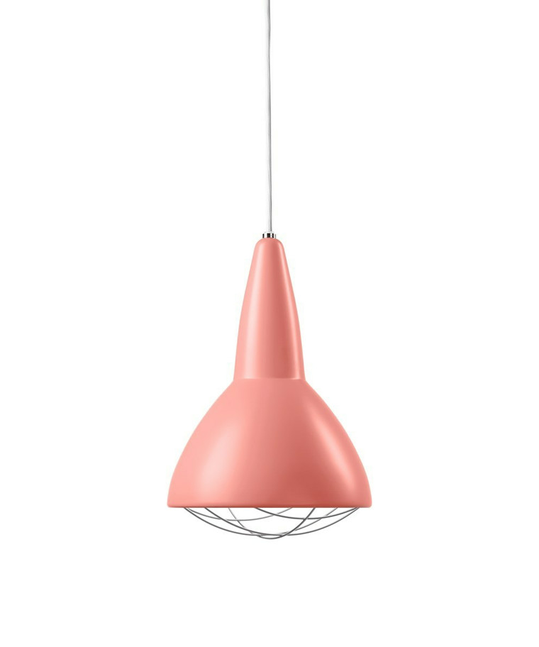 Grid Pendel Pink - CPH Lighting
